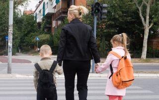 Psicologia del Bambino il primo giorno di scuola