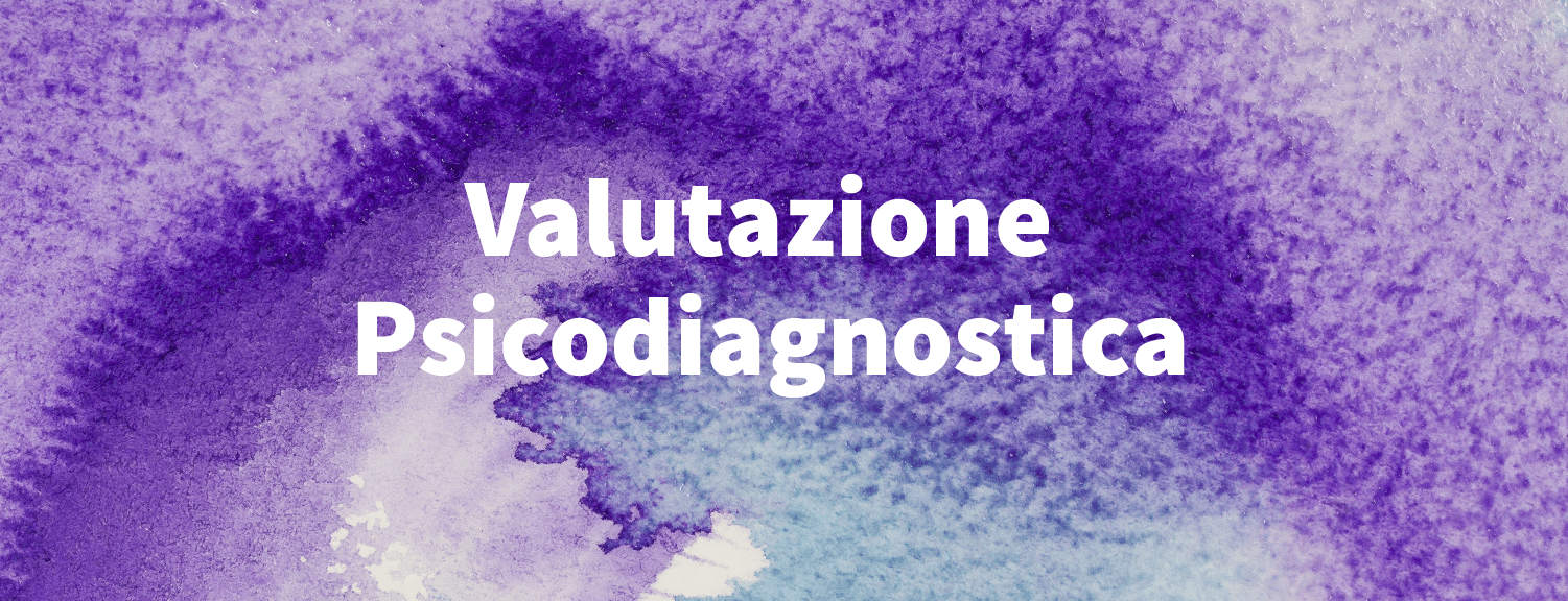 valuatzione psicodiagnostica